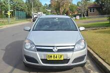 2006 Holden Astra Hatchback LOW KM,MANUAL,LOG BOOKS,REGO CHEAP Mays Hill Parramatta Area Preview