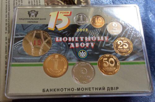 Ukraine 2013 Presentation Mint Set of 7 coins + Token ,XF UNC (Lot-2)