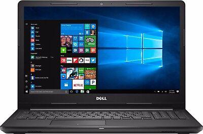 Dell Inspiron 3567 7th Gen i3 8gb 1tb 15.6'' touch win 10 1 year warranty black for sale  CHENNAI