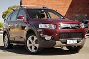 Holden Captiva 7-seat LX turbo-diesel, private sale, one owner Eltham Nillumbik Area Preview