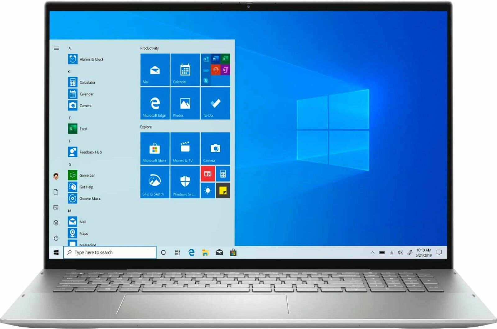 "Dell - Inspiron 7000 2-in-1 - 17"" QHD+ Touchscreen Laptop - 11th Gen Intel Co..."