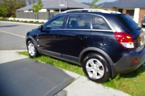 2010 Holden Captiva Wagon The Vines Swan Area Preview