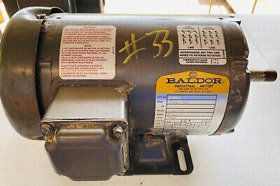 Baldor 1 12 Hp Motor