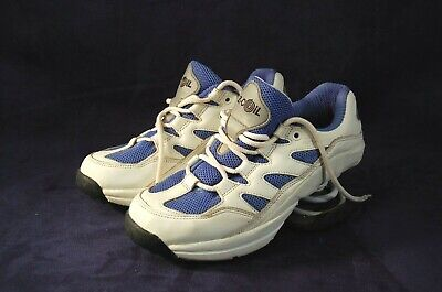 EXC Blue White Z-Coil Freedom 2000 Athletic Shoes US Women's Size 7 Free Ship