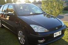 2002 Ford Focus Hatchback LR Zetec Hillbank Playford Area Preview