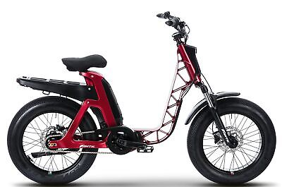 Fantic Issimo Urban Rojo - E-Pedelec 2020 Bicicleta Eléctrica - 20