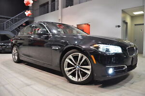 2016 BMW 5 Series ** SUMMER BLOWOUT SALE ** **SURROUND CAMERAS**