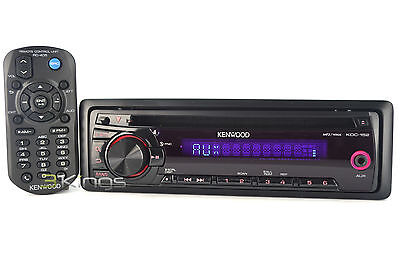 NEW Kenwood KDC-152 In-Dash Car Stereo CD Player AM/FM Car Radio Receiver Aux on Rummage
