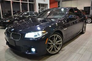 2016 BMW 5 Series * SUMMER BLOWOUT SALE * *M SPORT PKG*