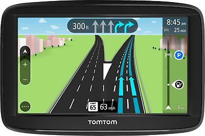 "TomTom - VIA 1525M 5"" GPS with Lifetime Map Updates - Black"