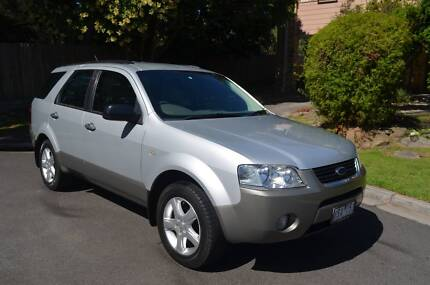 Ford Territory Wagon Roadworthy + Registration New Diff Bushes