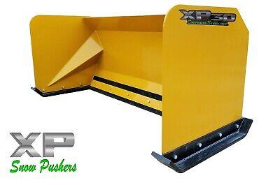 6 Xp30 Snow Pusher Boxes Skid Steer Backhoe Loader Bobcat Local Pick Up
