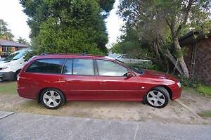 2007 Holden Commodore Wagon Berkeley Vale Wyong Area Preview