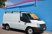 2012 Ford Transit Van/Minivan- TURBO DIESEL Enfield Port Adelaide Area Preview
