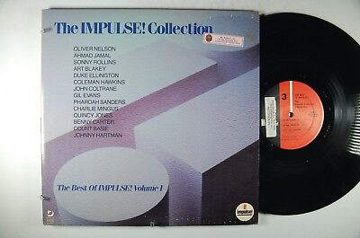 IMPULSE COLLECTION Best of Impulse Vol. 1 2xLP Digitally Remastered