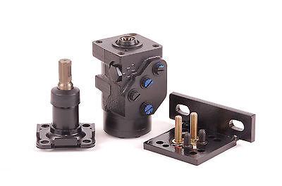 Char Lynn 7.3 C.i. Steering Valve Kit -load Reaction With Single Rod Cylinder