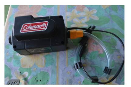 Portable Gas Hot Water System