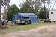 Emu Semi Off-Road Camper Trailer (Very Good Condition) Robina Gold Coast South Preview