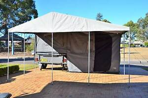 Off-road Camper Trailer with Redarc BMS and Drifta Kitchen Glenmore Park Penrith Area Preview