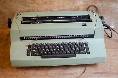 Ibm Selectric Ii Correcting Electric Typewriter For Parts Repair Or Refurbish