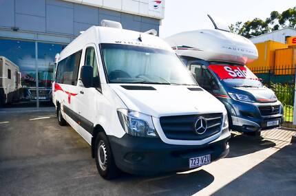 2015 Winnebago Bondi 4s Burleigh Heads Gold Coast South Preview