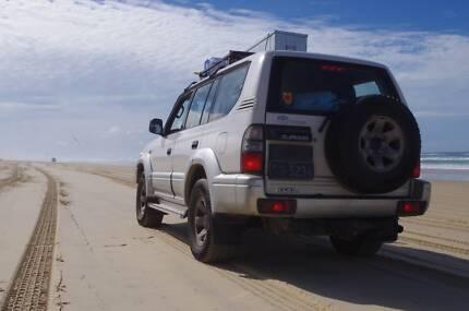 TOYOTA PRADO GXL V6******1998
