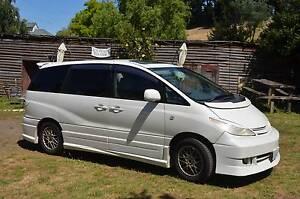 2000 Toyota Estima Bushy Park Derwent Valley Preview
