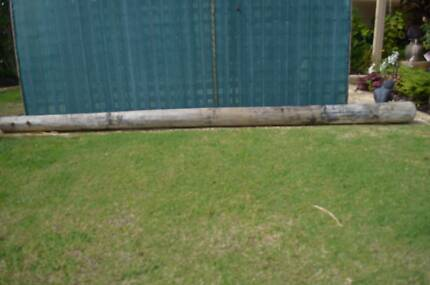 4 X Pine poles Nyabing Pallinup Area Preview
