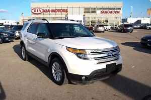 2015 Ford Explorer XLT 4WD - LEATHER - BLUETOOTH - WIFI