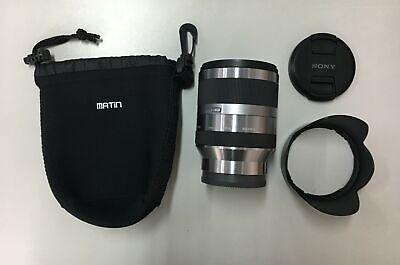 #5 Sony E18-200mm F3.5-6.3 OSS SEL18200 Plus Lens Pouch