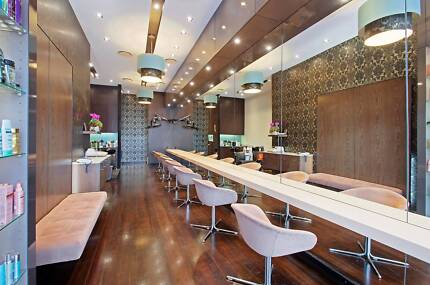 Boutique Hair Salon For Sale/Lease in Seaforth