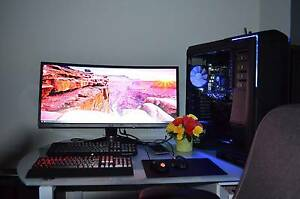 gaming computer package- Monitor 144Hz -GTX 980- 512GB SSD !!! Mill Park Whittlesea Area Preview