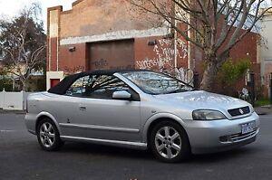 2003 Holden Astra Convertible Melbourne CBD Melbourne City Preview
