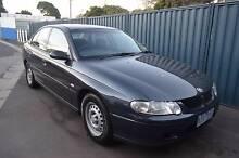 Holden Commodore VX 2001 Sedan Ex-Police Car Roadworthy+REG Oakleigh South Monash Area Preview