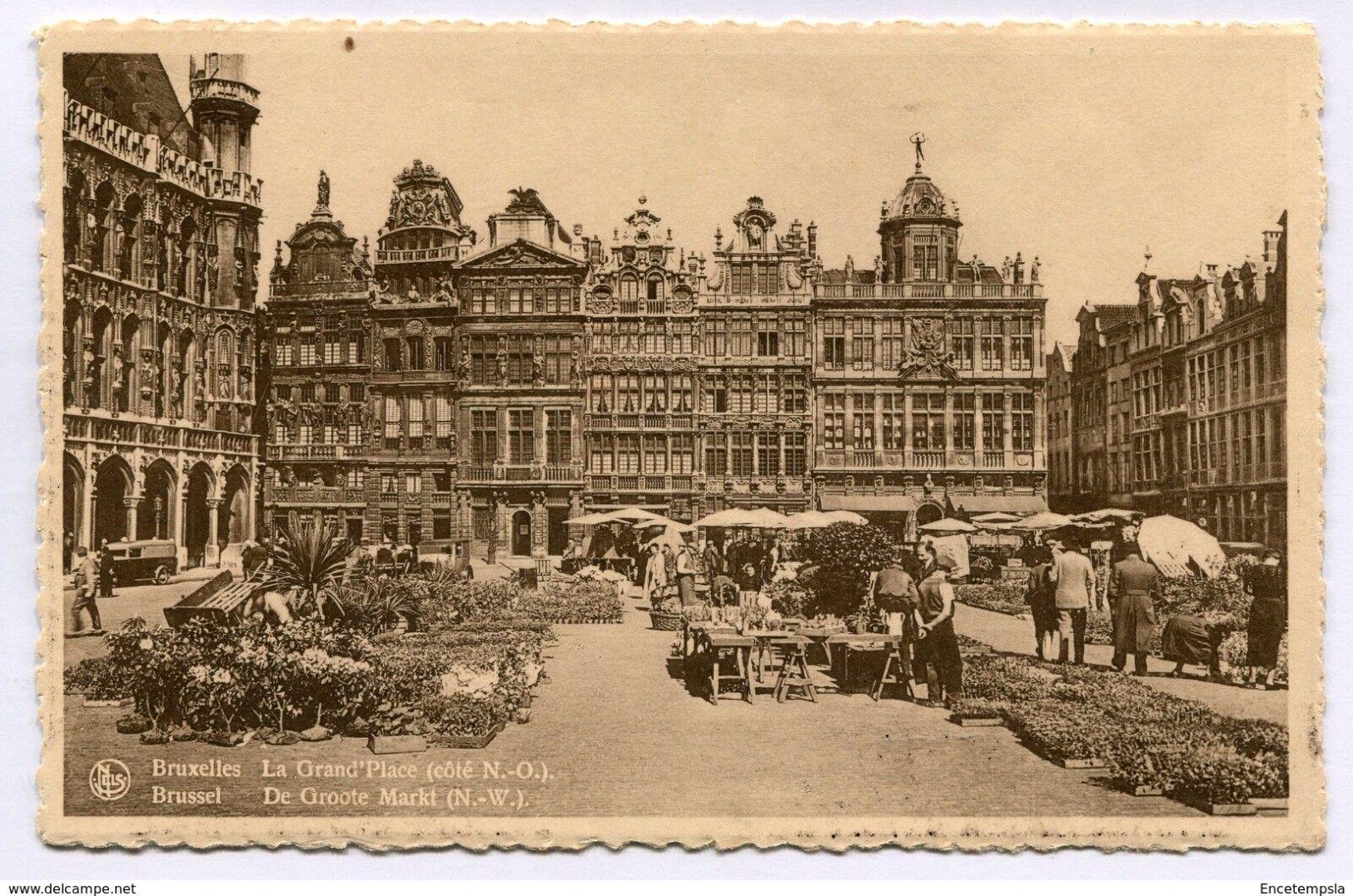 CPA-Carte postale-Belgique-Bruxelles -Grand place (CP2147)