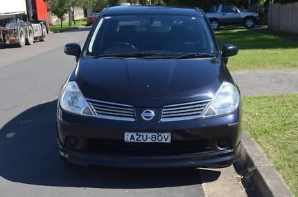 2006 Nissan Tiida ST 6SPD MANUAL, AIR,STEER,BOOKS,REGO CHEAP