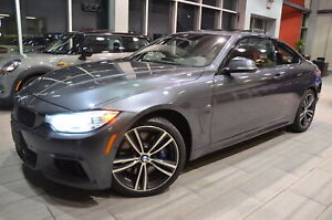 2016 BMW 4 Series 435i * AWD *MANUAL*M SPORT*ADAPTIVE CRUISE CON