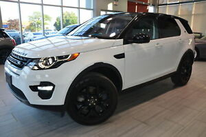 2017 Land Rover Discovery Sport Discovery Sport HSE *1OWNER * AC