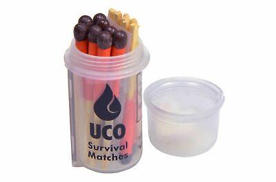 Survival Matches w/Case