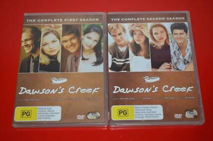 Dawson's Creek Season 1 & Season 2 DVD Hoppers Crossing Wyndham Area Preview