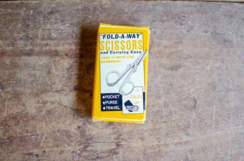 Fold Away Scissors MINI SCISSORS COMPACT, FOLDING SCISSORS