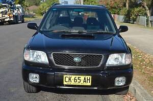 2002 Subaru Forester GT AUTO,AIR,STEER,REGO CHEAP CHEAP CHEAP Pendle Hill Parramatta Area Preview