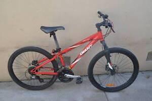 "Giant Aluminium Mens/Boys Mountain Bike 26"" Wheels Rides Well"