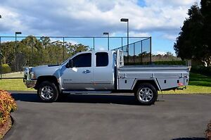 2011 Chevrolet  Ute and custom Camper Dural Hornsby Area Preview