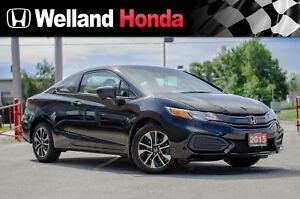 2015 Honda Civic EX - ALLOYS|