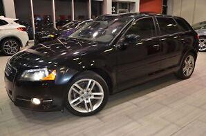 2012 Audi A3 TDI Progressiv * Leather * Sunroof * 1 Owner