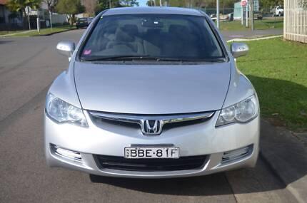 2006 Honda Civic MANUAL,AIR,STEER, REGO CHEAP CHEAP CHEAP