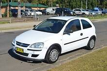 2005 Holden Barina Hatchback LONG REGO,MANUAL,LOW KMS,LOG BOOKS Pendle Hill Parramatta Area Preview