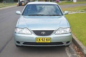 2004 Toyota Avalon GXI 1 OWNER,LOW KM, FULL LOG BOOKS,LONG REGO Mays Hill Parramatta Area Preview