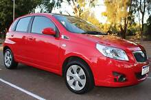 2008 Holden Barina MY09 TK Manual 5 Door Hatchback West Perth Perth City Preview